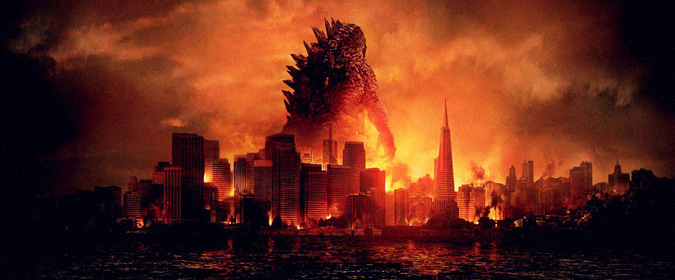 Bill reviews Gareth Edwards' GODZILLA in 4K Ultra HD from Warner Bros. Home Entertainment