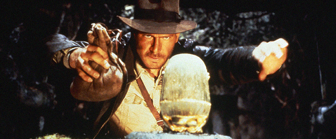 IT'S OFFICIAL: Paramount & Lucasfilm set the INDIANA JONES 4-FILM COLLECTION for 4K UHD on 6/8!