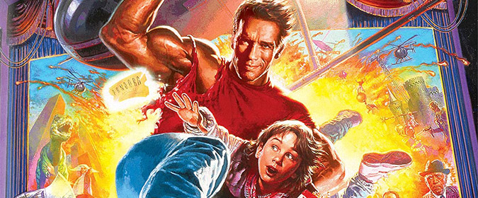 Sony sets John McTiernan's LAST ACTION HERO for release on 4K Ultra HD on 5/18 with a new Atmos sound mix