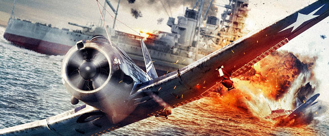 Lionsgate sets Roland Emmerich's Midway for release on Blu-ray, DVD, and 4K Ultra HD on 2/18