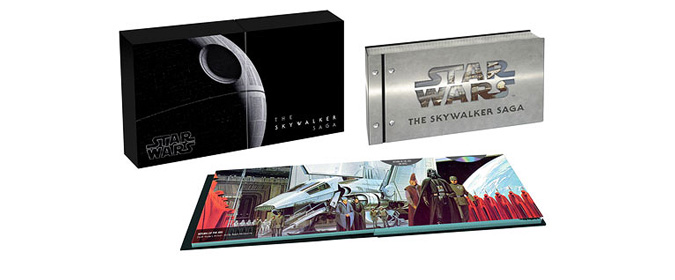 Disney and Lucasfilm's Star Wars: The Skywalker Saga 4K box set is likely a Best Buy exclusive in March