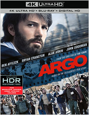 Argo (4K Ultra HD Blu-ray)