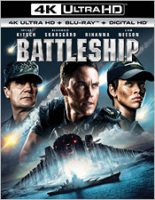 Battleship (4K Ultra HD Blu-ray)