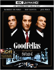 Goodfellas (4K Ultra HD Blu-ray)