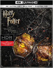 Harry Potter and the Deathly Hallows - Part 1 (4K Ultra HD Blu-ray)
