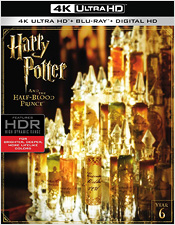 Harry Potter and the Half-Blood Prince (4K Ultra HD Blu-ray)