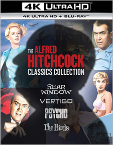 The Alfred Hitchcock Collection (4K Ultra HD)
