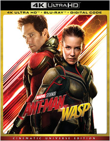 Ant-Man and the Wasp (4K UHD Disc)