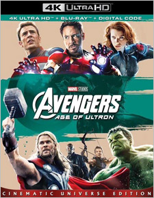Avengers: Age of Ultron (4K Ultra HD)