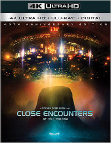 Close Encounters of the Third Kind: 40th Anniversary Edition (4K Ultra HD)