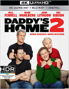 Daddy's Home 2 (4K Ultra HD)