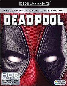 Deadpool (4K Ultra HD Blu-ray Disc)