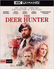 The Deer Hunter: Shout Select (4K Ultra HD)