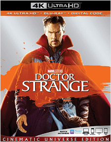 Doctor Strange (4K Ultra HD)