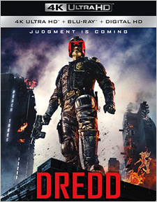 Dredd (4K Ultra HD Blu-ray)
