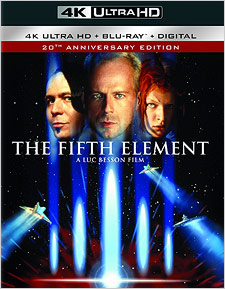 The Fifth Element (4K Ultra HD Blu-ray)