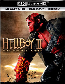 Hellboy II (4K Ultra HD)
