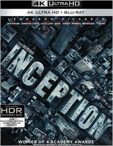Inception (4K Ultra HD Blu-ray)