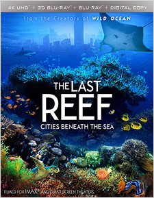 The Last Reef (4K Ultra HD Blu-ray Disc)