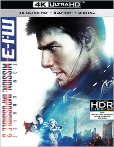 Mission: Impossible III (4K Ultra HD Blu-ray)