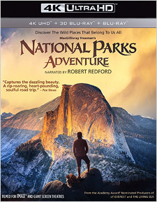 National Parks Adventure (4K Ultra HD Blu-ray
