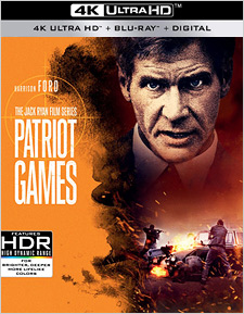 Patriot Games (4K Ultra HD)