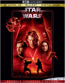 Star Wars: Revenge of the Sith (4K Ultra HD)