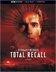 Total Recall (4K Ultra HD)