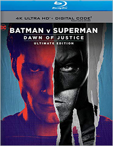 Batman v Superman: Dawn of Justice REMASTERED (4K Ultra HD)
