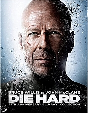 Die Hard: 25th Anniversary Collection (Blu-ray Disc)
