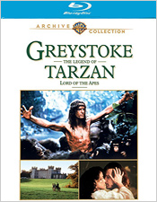 Greystoke: The Legend of Tarzan (Blu-ray Disc)