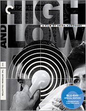 High and Low (Criterion Blu-ray Disc)
