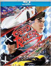 Speed Racer (Blu-ray Disc)