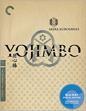 Yojimbo (Criterion Blu-ray Disc)