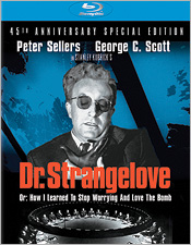 Dr. Strangelove: 45th Anniversary Special Edition (Blu-ray Disc)