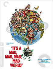 It's a Mad Mad Mad Mad World (Blu-ray Disc)