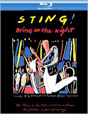 Sting: Bring on the Night (Blu-ray Disc)