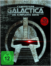 Battlestar Galactica: The Original Series (German Blu-ray Disc)