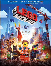 The LEGO Movie (Blu-ray Disc)