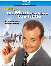 The Man Who Knew Too Little (Blu-ray Disc)
