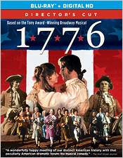 1776: Director's Cut (Blu-ray Disc)