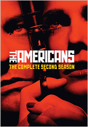 The Americans: The Complete Second Season (DVD)