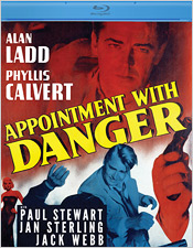 Appointment with Danger (Blu-ray Disc)