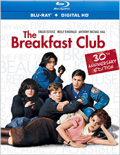 The Breakfast Club: 30th Anniversary Edition (Blu-ray Disc)