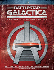 Battlestar Galactica: The Definitive Collection (Blu-ray Disc)