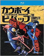 Cowboy Bebop: The Complete Series (Blu-ray Disc)