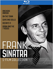 The Frank Sinatra 5-Film Collection (Blu-ray Disc)
