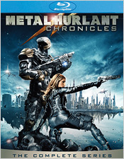 The Metal Hurlant Chronicles (Blu-ray Disc)
