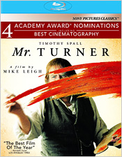 Mr. Turner (Blu-ray Disc)