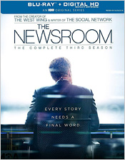 The Newsroom: Season Three (Blu-ray Disc)